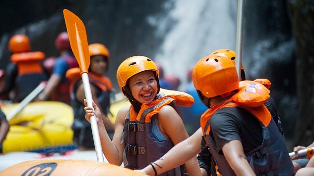 Bali Rafting and Uluwatu Tour