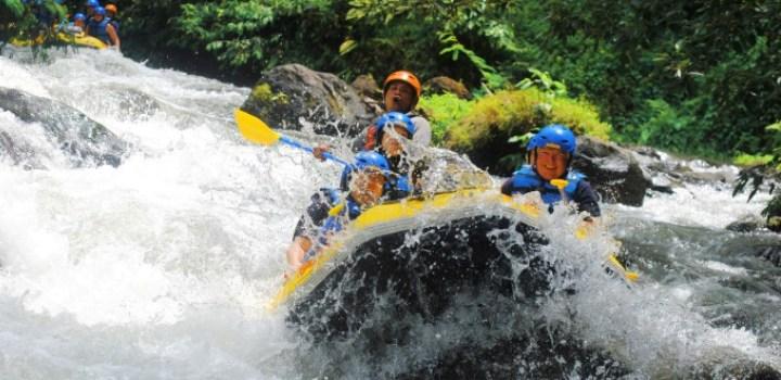 Bali Telaga Waja River Rafting and Ubud